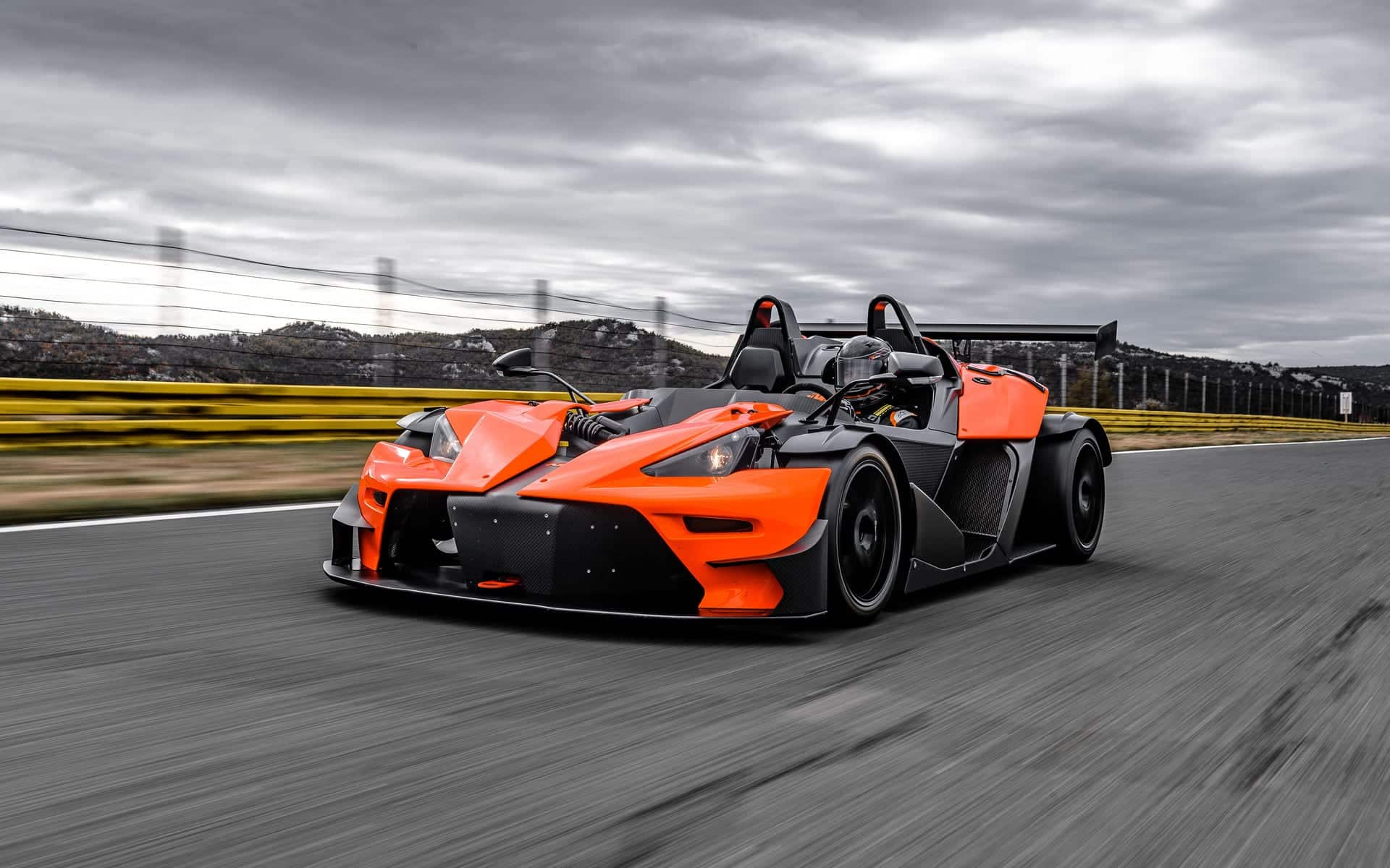 Meet Project Wondercar The Ktm X Bow Comp R Sears Point Racing Experience